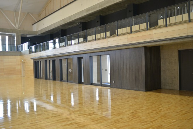 上ノ国町スポーツセンター | 北海道上ノ国町